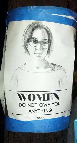 woman do not owe