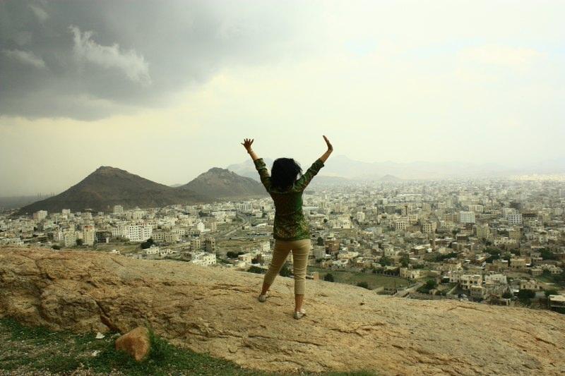 Historical Sana'a – Yemen