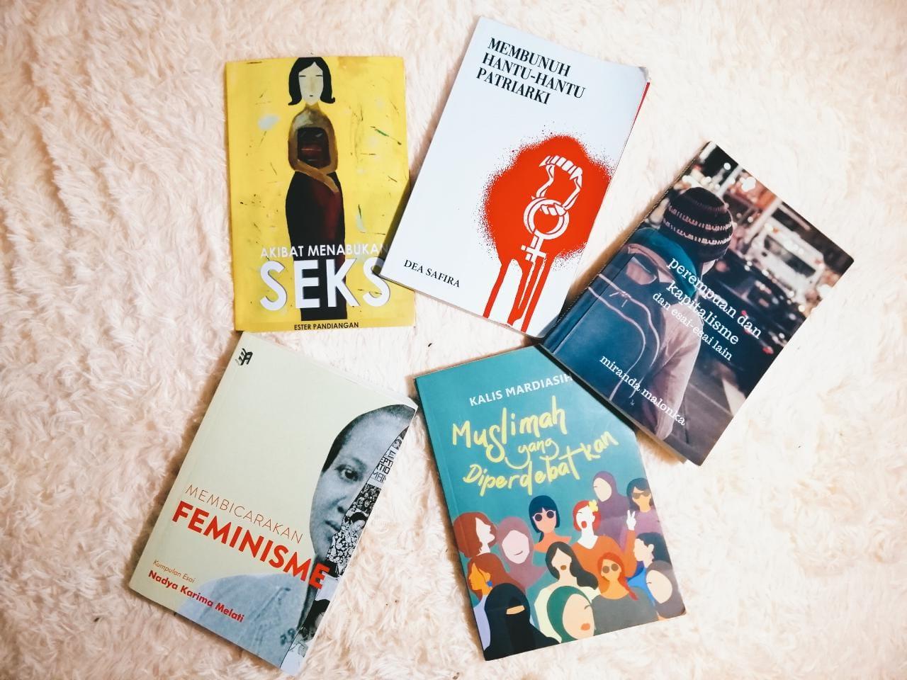 Buku Feminis Pemula Asal Indonesia Yang Wajib Kamu Baca